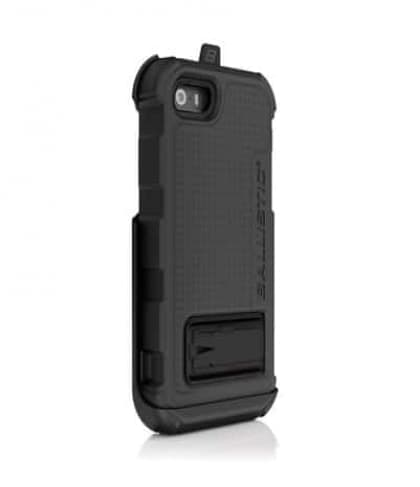 Ballistic iPhone 5 5s Hard Core Series Case Black Black