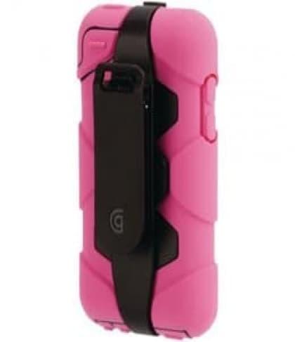 Griffin Survivor for iPod touch 4G 4th gen Pink Black