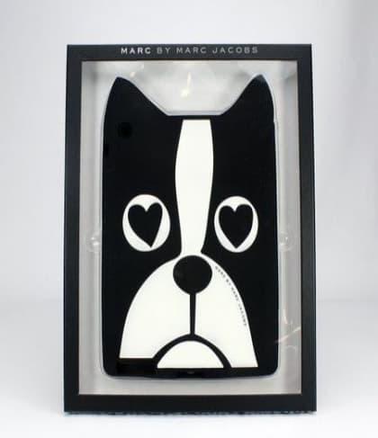 iPad Mini Marc Jacobs Black Shorty the Boxer Case