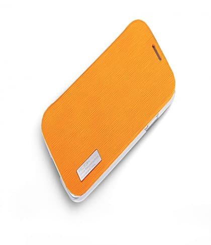 gant Slide Flip Orange Case for Galaxy S4