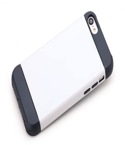 ROCK iPhone 5C Shield Series White