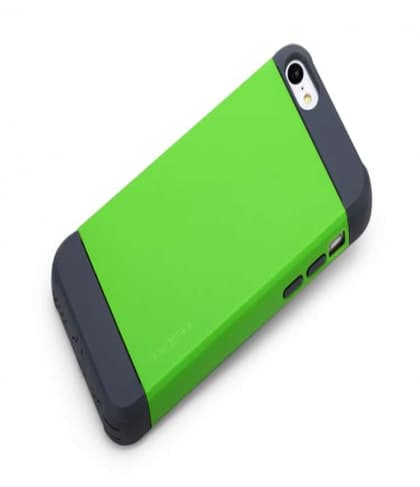 ROCK iPhone 5C Shield Series Green