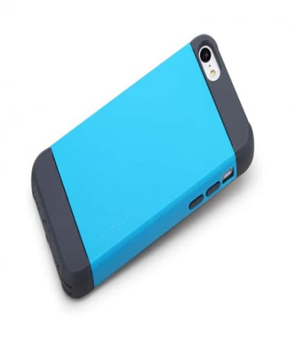 ROCK iPhone 5C Shield Series Blue