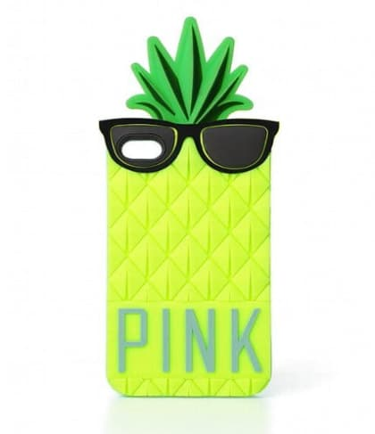 Pineapple Case for iPhone 5 5s from Soft Durable Pull-On Case