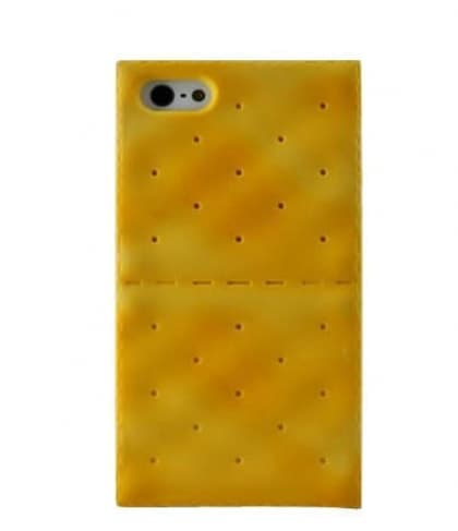 Biscuit Cracker Case for iPhone 5 5s