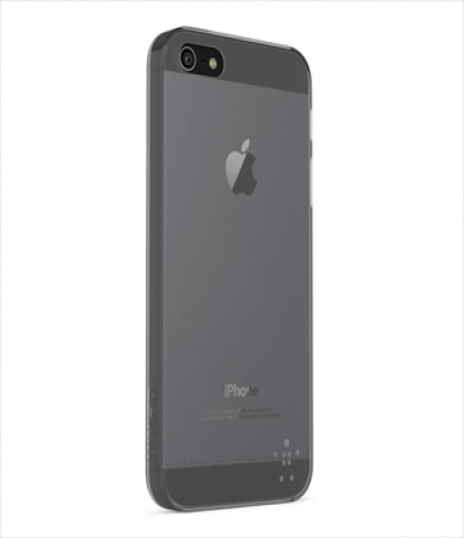 elkin Micra Sheer Matte Case for iPhone 5 5s Clear