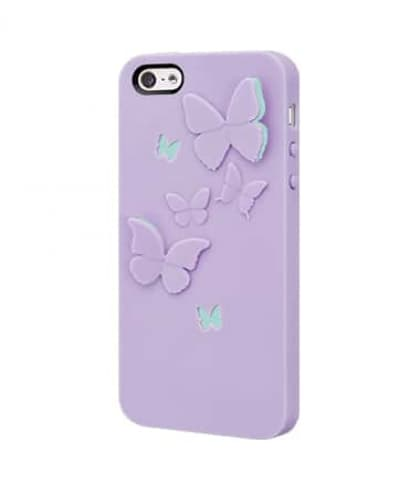 LavenderWings SwitchEasy Kirigami iPhone 5 Case