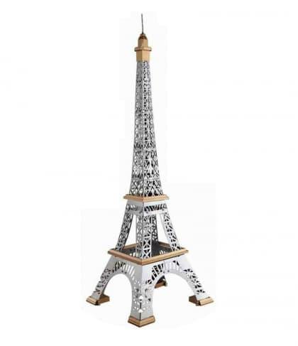 3D Giant Paris Eiffel Tower 1:400 Metal Model Puzzle