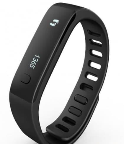 FashionComm Wristband Pedometer Step Counter