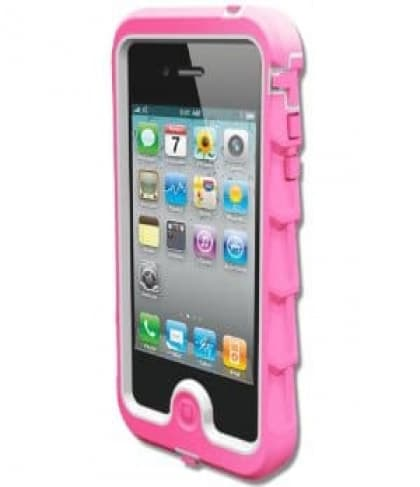 Gumdrop Cases Drop Tech Series Pink Case for iPhone 4 & 4S