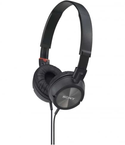 Sony MDR ZX300 Headphones Black