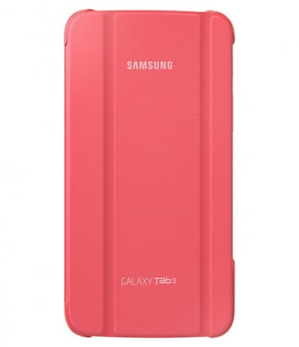 Official Samsung Galaxy Tab 3 7.0 Book Cover Berry Pink