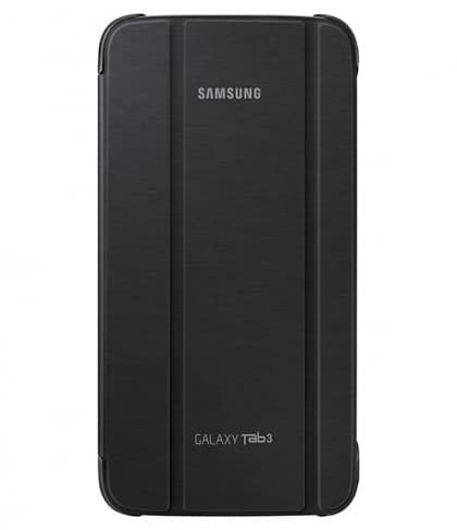 Official Samsung Galaxy Tab 3 8.0 Book Cover Black