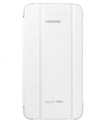Official Samsung Galaxy Tab 3 8.0 Book Cover White