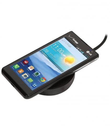 LG G3 Universal Qi Round Wireless Charger Pad