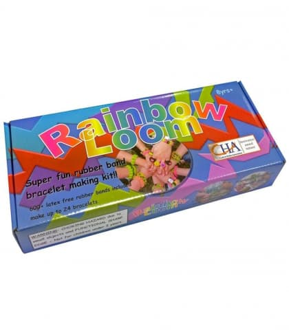 Rainbow Loom Twistz Bandz Bracelet Necklace 600 bands