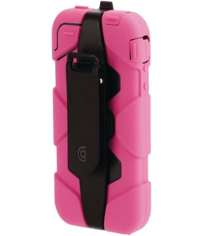 Griffin Survivor Case for iPhone 4 and iPhone 4S (Pink Black)
