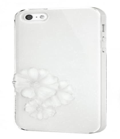 Switcheasy Dahlia iPhone 5 White