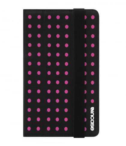 Incase Maki Jacket for iPad Mini Black Pink Small Dots