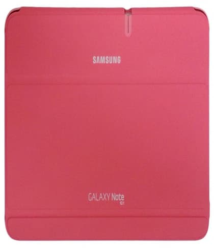 Samsung Galaxy Note 10.1 Book Cover Berry Pink