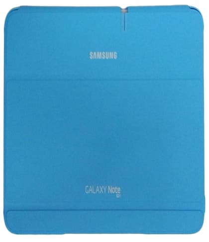 Samsung Galaxy Note 10.1 Book Cover Light Blue