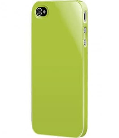 SwitchEasy Lime Nude Plastic Case for iPhone 4