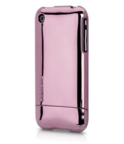 Incase Chrome Pink Slider Case for iPhone 3GS (CL59313B)