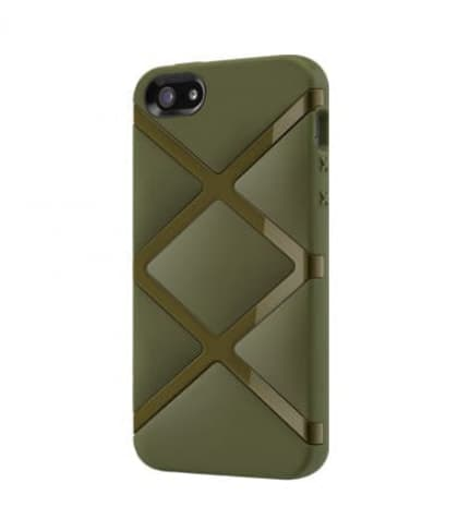 Switcheasy Bonds Grenade Green for iPhone 5