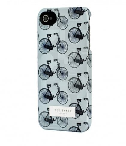 Ted Baker Rolfer Bikes Bicycles for iPhone 5