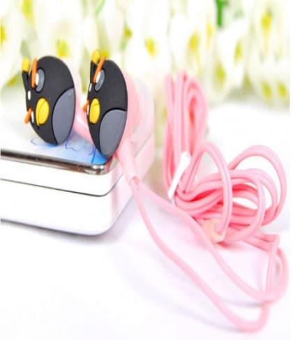 Angry Birds Headphones Ear Buds - Pig