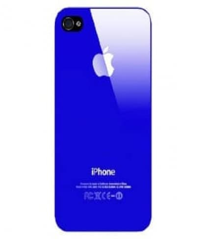 Luminosity Dark Blue iPhone 4 4S