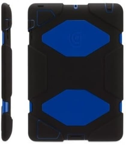 Griffin Survivor Black Blue for iPad 2, iPad 3 and iPad (4th Gen)