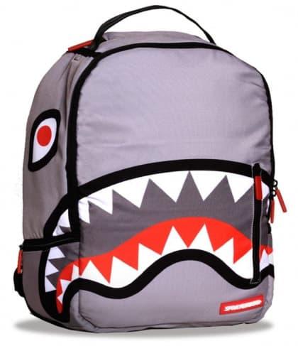 Sprayground Shark Backpack Laptop Bag