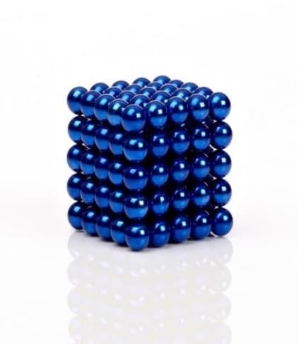 Buckyballs Chromatics 216 Blue Balls