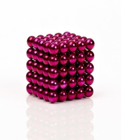 Buckyballs Chromatics 216 Pink Balls