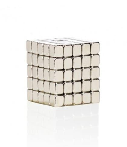 Buckycubes Nickel Edition 216 Cubes