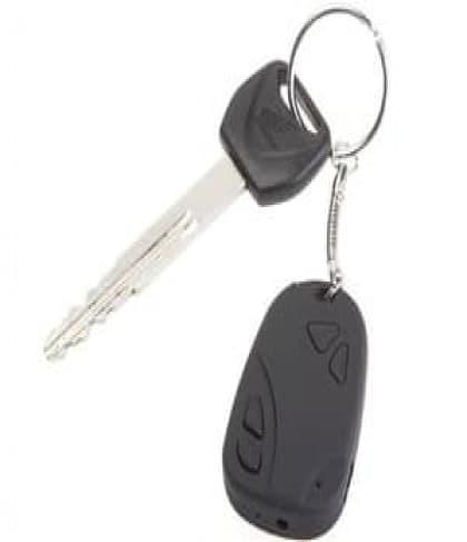 Car Key Disguise Camera
