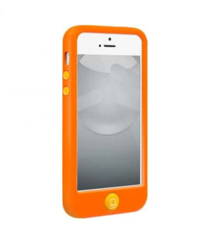 Switcheasy Colors for iPhone 5 (Saffron Orange)
