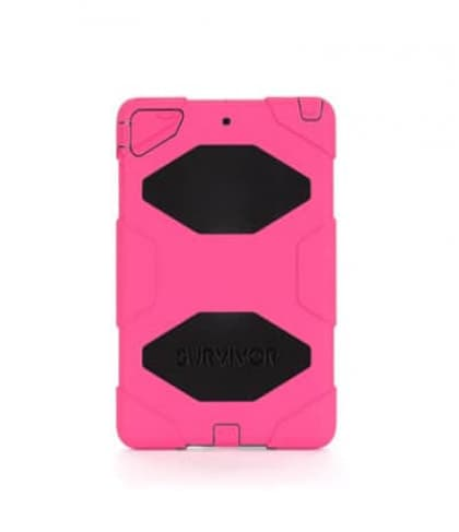 Griffin Survivor for iPad Air Pink Black
