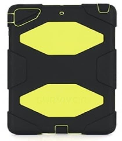 Griffin Survivor for iPad Air Black Citron