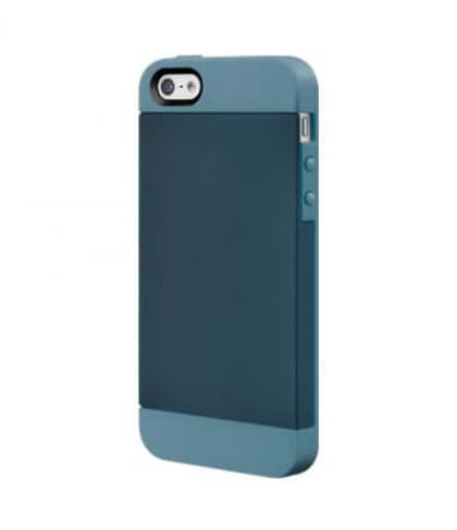 Switcheasy TONES Grayish Blue Case For iPhone 5