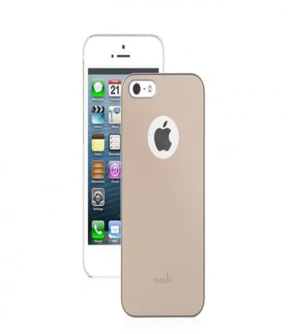 Moshi iGlaze Slim Case Bronze for iPhone 5