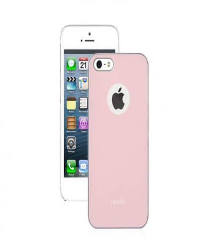 Moshi iGlaze Slim Case Pink for iPhone 5