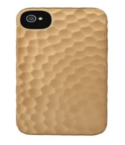Incase Hammered Snap Case iPhone 4S - Gold