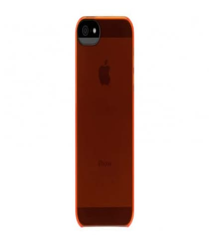 InCase Snap Case for iPhone 5 - Red Orange