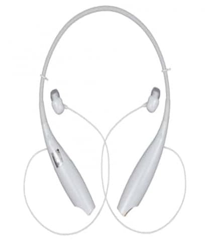 LG HBS-700 Bluetooth Stereo Headset White