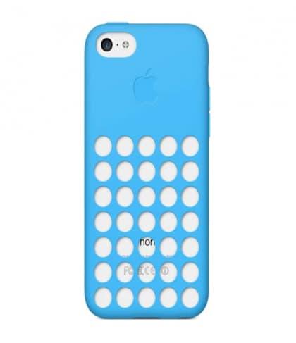 Apple iPhone 5c Blue Case