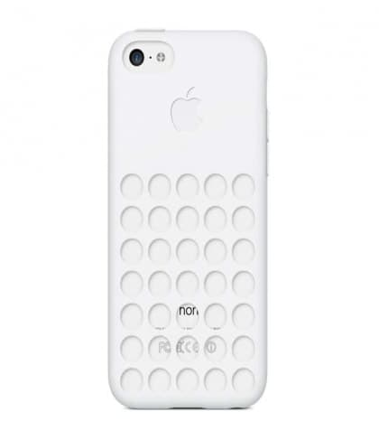 Apple iPhone 5c White Case