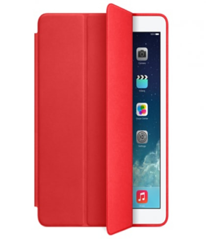 Smart Case for Apple iPad Air Red