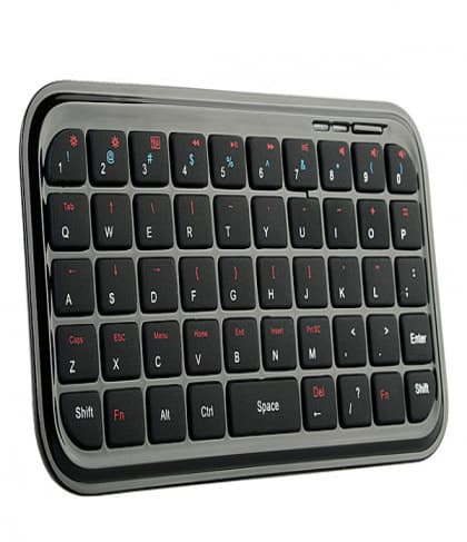Mini Bluetooth Keyboard (iPhone, iPad, 4.0 OS, HID Compatible) Freedom i-Connex